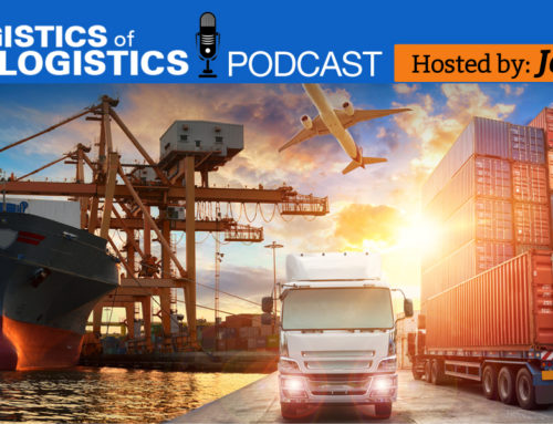 REPOST: A Better Way to Sell Logistics Services with Matt Collins